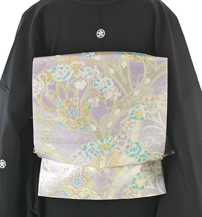トールサイズ 黒留袖 No.CA-0201-LLサイズ_02