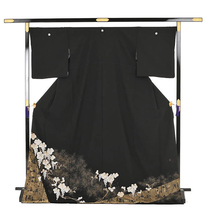 山口美術織物 黒留袖 No.CA-0202-Lサイズ_03