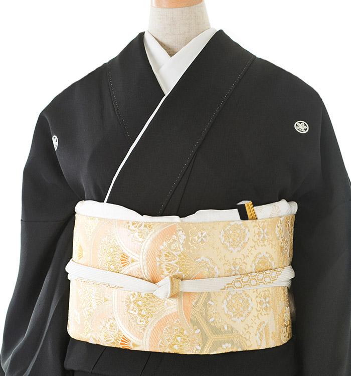 トールサイズ 黒留袖 No.CA-0203-LLサイズ_01