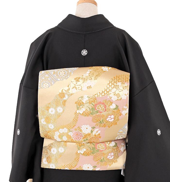 大きいサイズ 黒留袖 No.CA-0205-MOサイズ_02