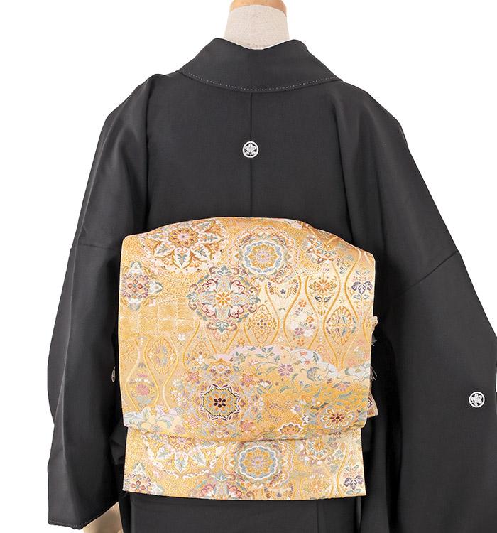 トールサイズ 黒留袖 No.CA-0208-LLサイズ_02