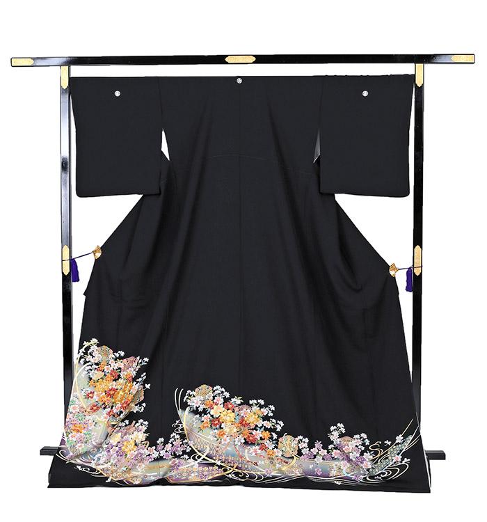 大きいサイズ 黒留袖 No.CA-0209-LOサイズ_03