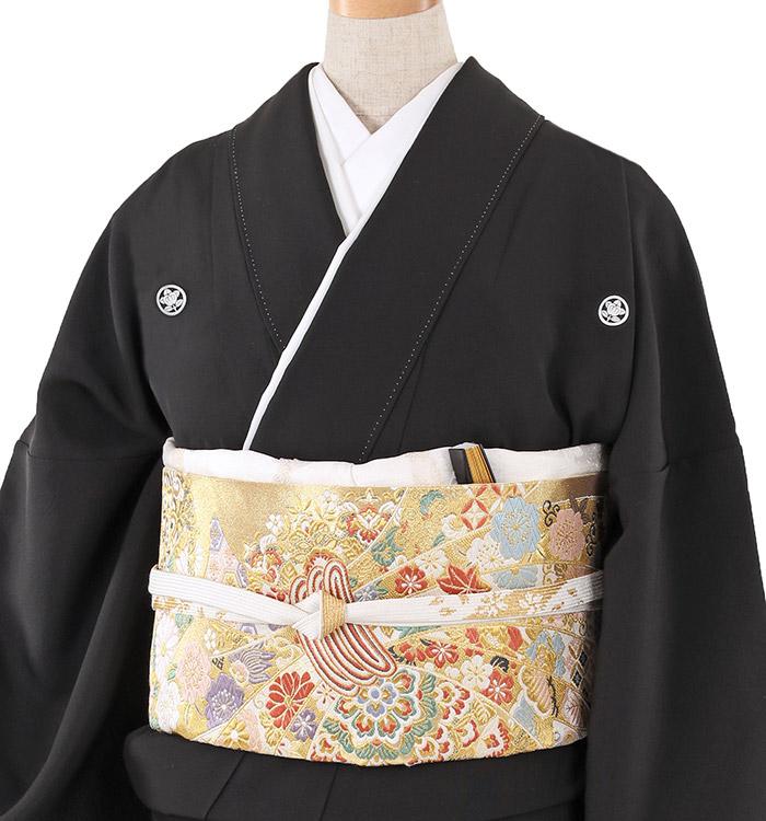 トールサイズ 黒留袖 No.CA-0210-LLサイズ_01