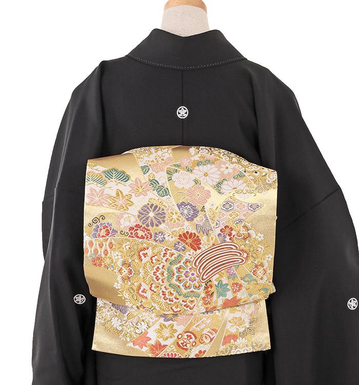 トールサイズ 黒留袖 No.CA-0210-LLサイズ_02