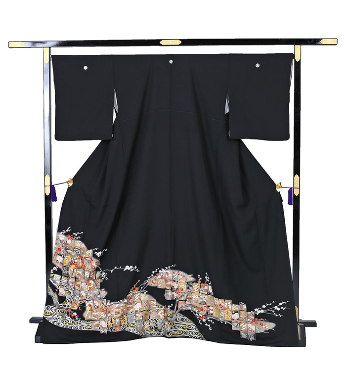 大きいサイズ 黒留袖 No.CA-0211-MOサイズ_03