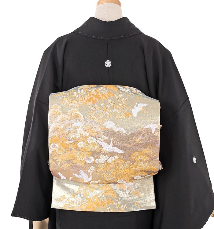 大きいサイズ 黒留袖 No.CA-0211-MOサイズ_02