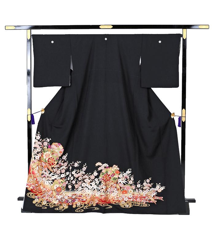 大きいサイズ 黒留袖 No.CA-0214-MOサイズ_03
