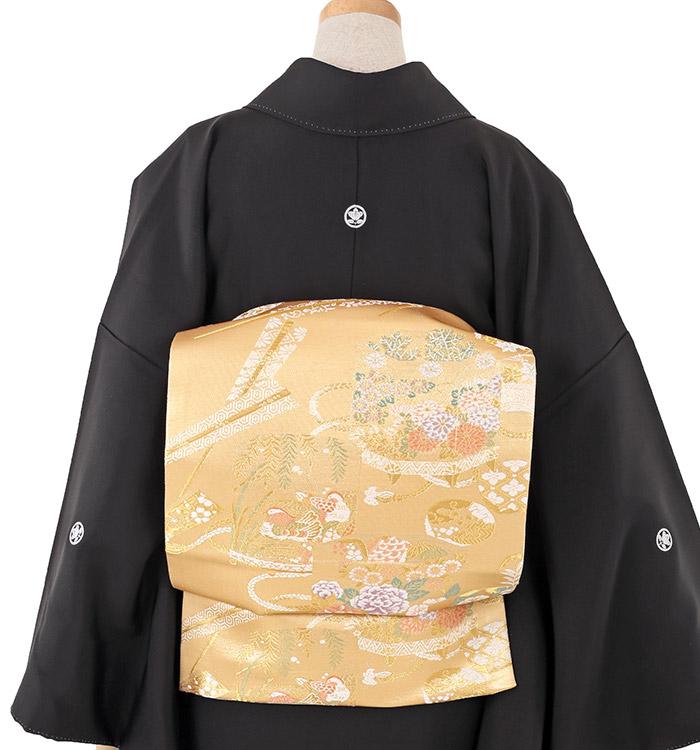 大きいサイズ 黒留袖 No.CA-0214-MOサイズ_02