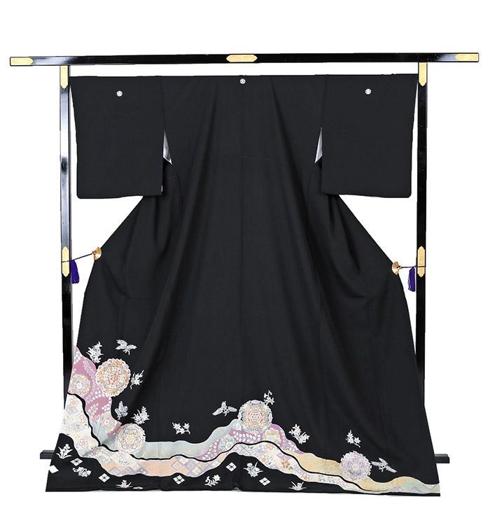 大きいサイズ 黒留袖 No.CA-0215-LOサイズ_03
