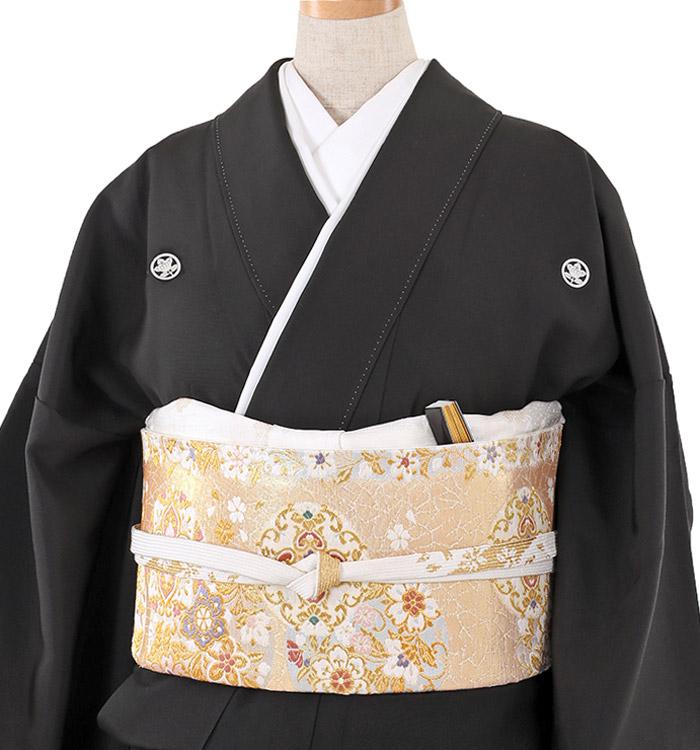 大きいサイズ 黒留袖 No.CA-0215-LOサイズ_01