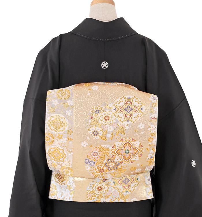 大きいサイズ 黒留袖 No.CA-0215-LOサイズ_02