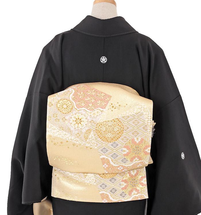 大きいサイズ 黒留袖 No.CA-0217-MOサイズ_02