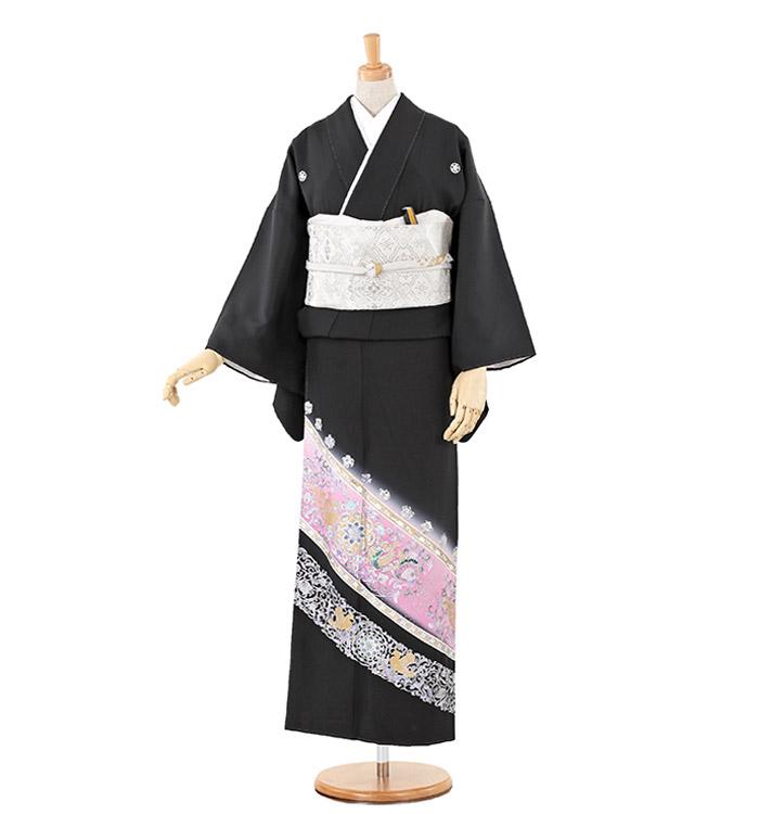 黒留袖 No.CA-0218-Mサイズ