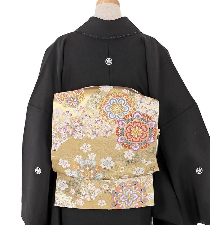トールサイズ 黒留袖 No.CA-0220-LLサイズ_02