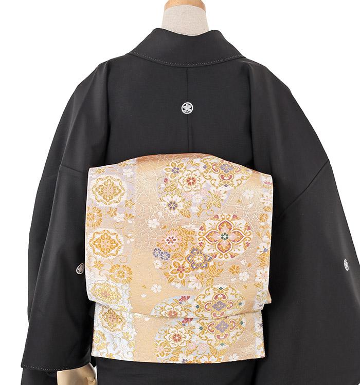 大きいサイズ 黒留袖 No.CA-0221-LOサイズ_02