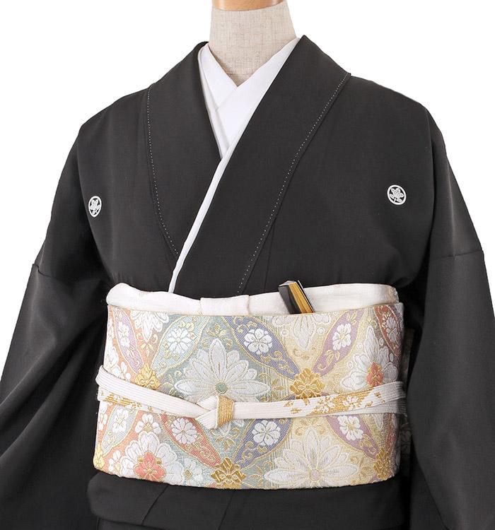 黒留袖 No.CA-0222-Lサイズ_01