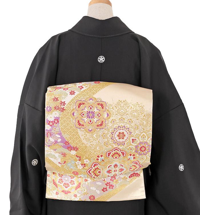 トールサイズ 黒留袖 No.CA-0224-LLサイズ_02