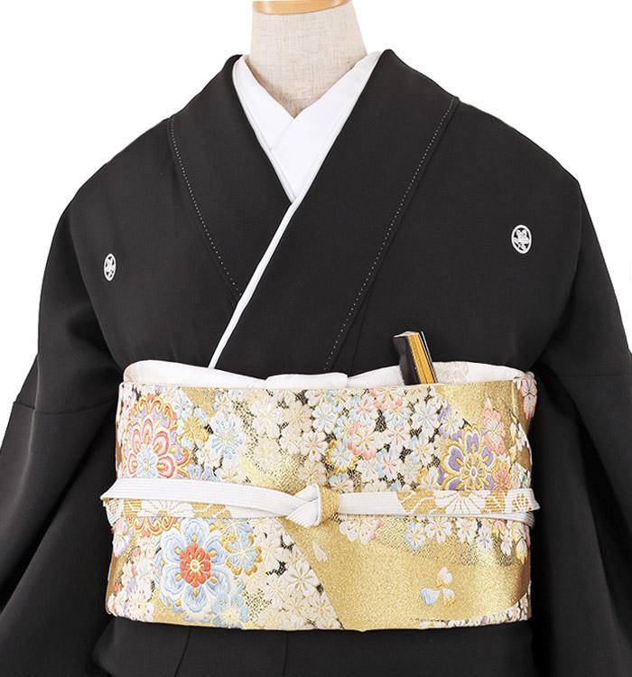 トールサイズ 黒留袖 No.CA-0225-LLサイズ_01