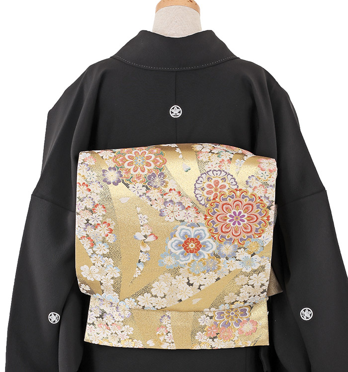 トールサイズ 黒留袖 No.CA-0225-LLサイズ_02