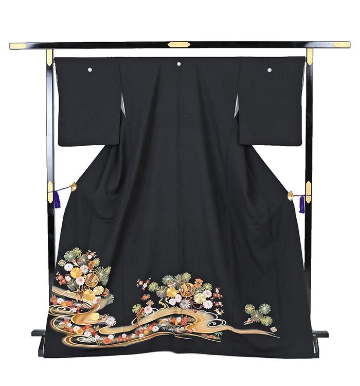 大きいサイズ 黒留袖 No.CA-0226-MOサイズ_03
