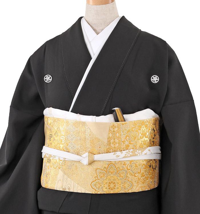 大きいサイズ 黒留袖 No.CA-0226-MOサイズ_01