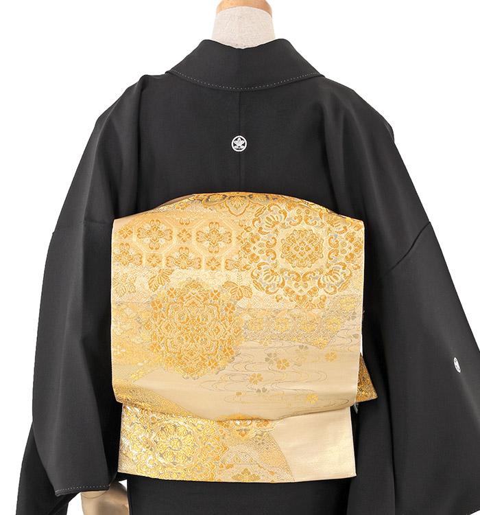大きいサイズ 黒留袖 No.CA-0226-MOサイズ_02