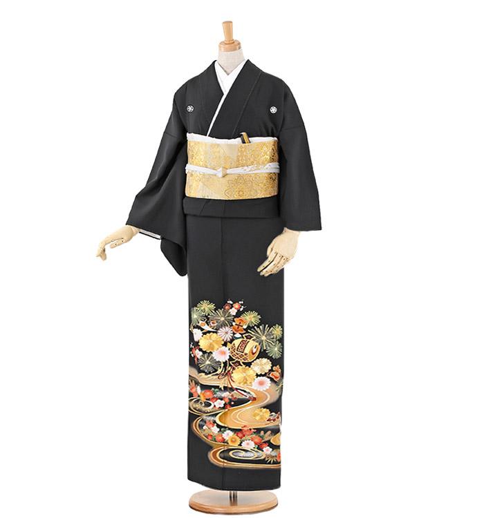 大きいサイズ 黒留袖 No.CA-0226-MO