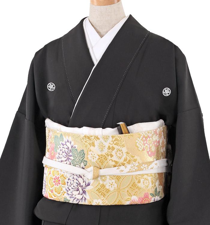 大きいサイズ 黒留袖 No.CA-0227-MOサイズ_01