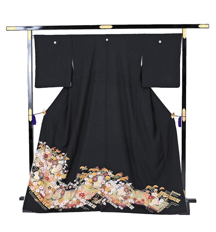 大きいサイズ 黒留袖 No.CA-0229-MOサイズ_03