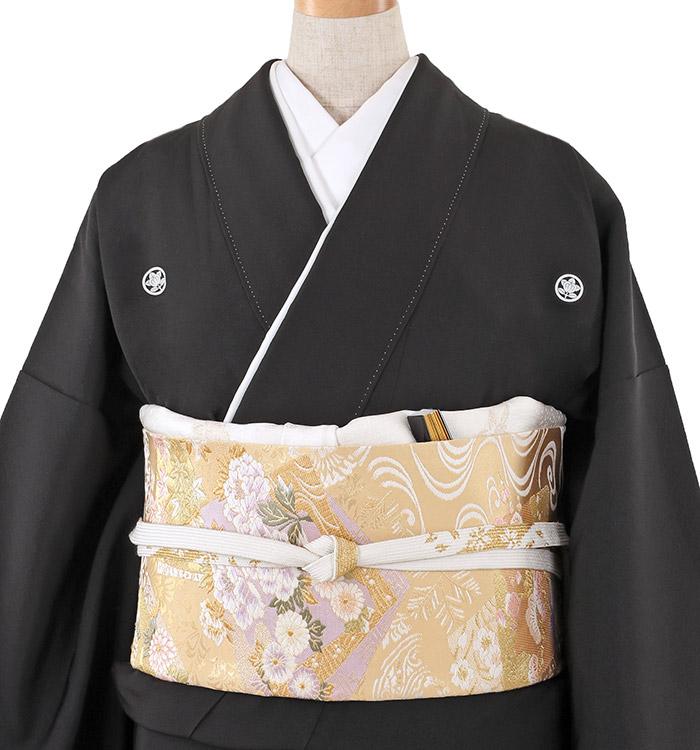 大きいサイズ 黒留袖 No.CA-0229-MOサイズ_01