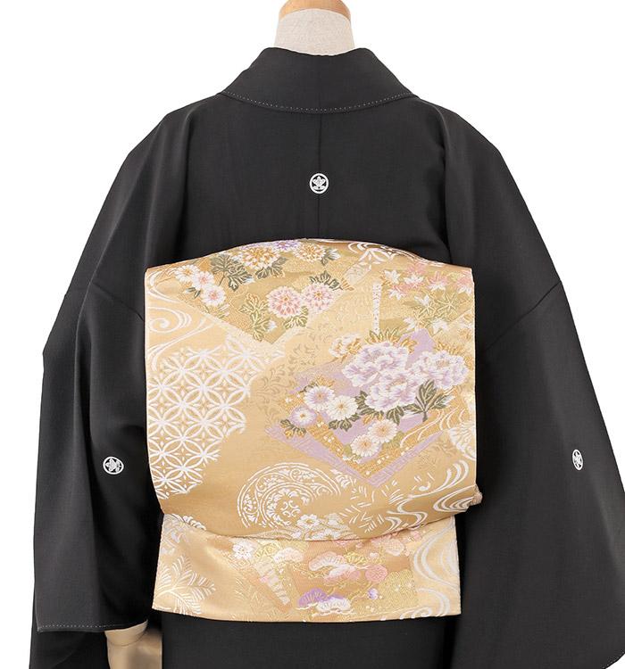 大きいサイズ 黒留袖 No.CA-0229-MOサイズ_02