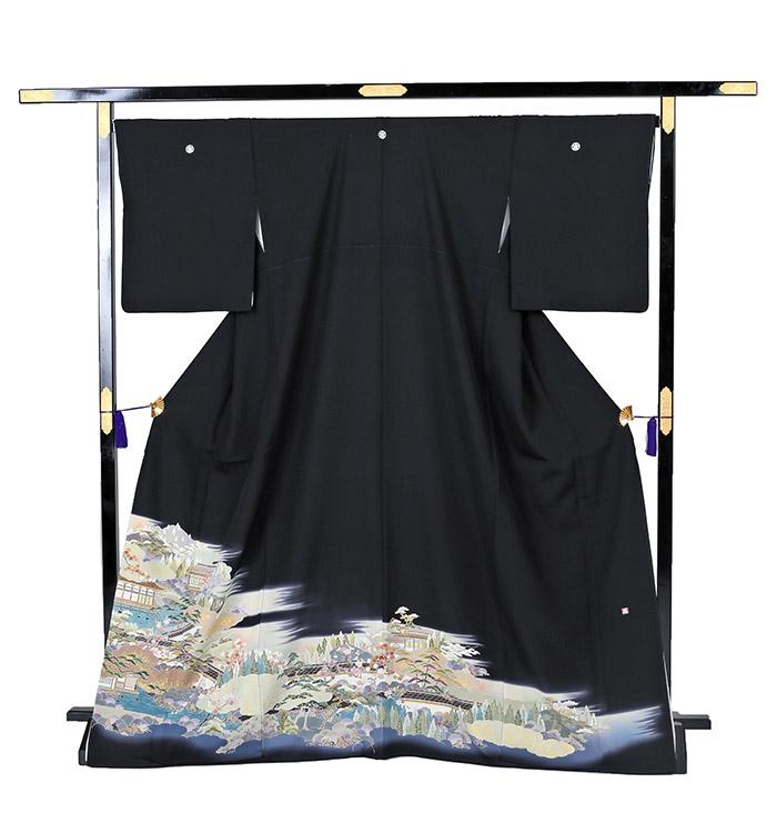 大きいサイズ 黒留袖 No.CA-0231-MOサイズ_03