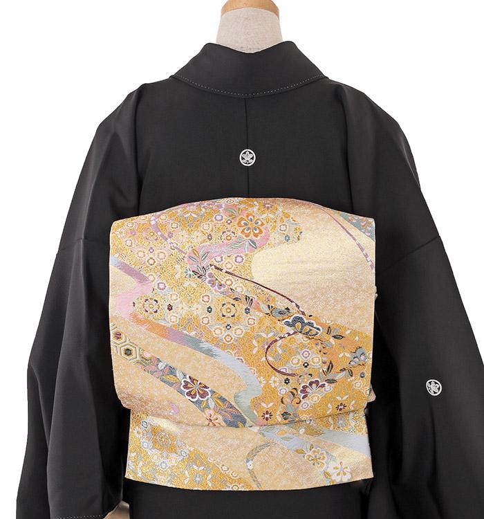 大きいサイズ 黒留袖 No.CA-0231-MOサイズ_02
