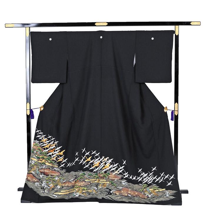 大きいサイズ 黒留袖 No.CA-0232-MOサイズ_03