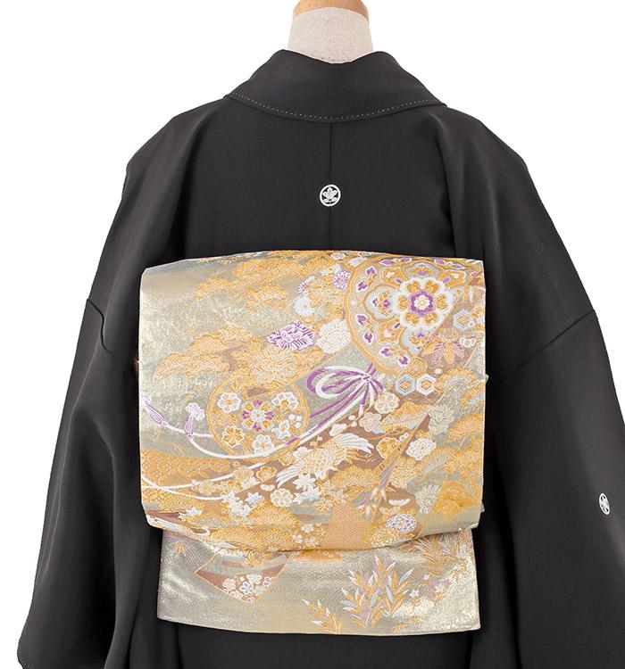 大きいサイズ 黒留袖 No.CA-0232-MOサイズ_02