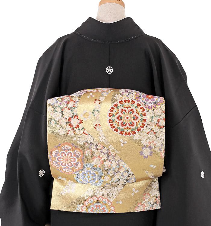 大きいサイズ 黒留袖 No.CA-0233-LOサイズ_02