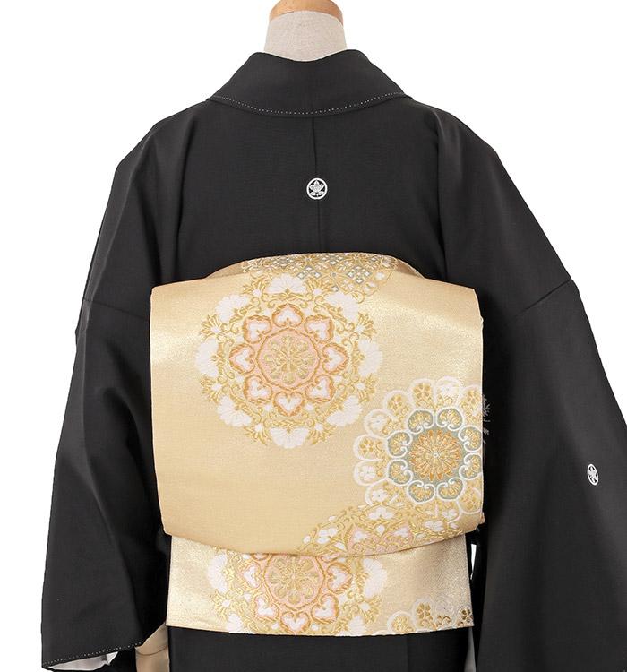 黒留袖 No.CA-0236-Lサイズ_02
