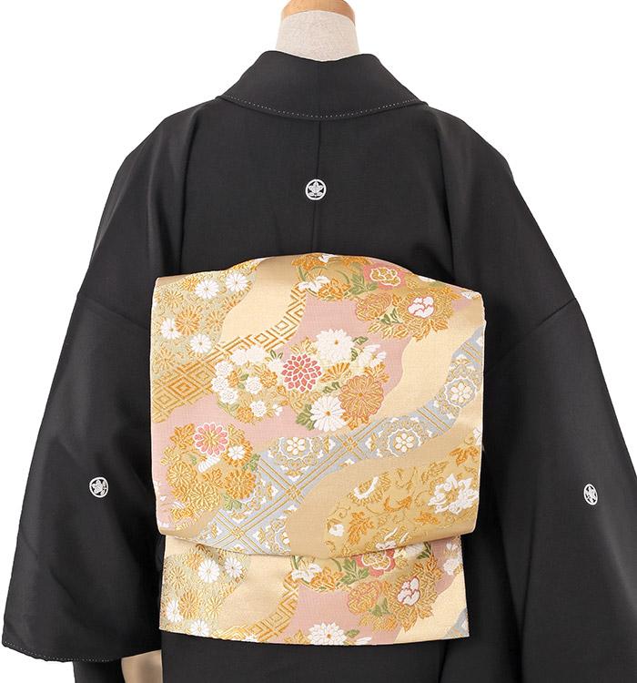 大きいサイズ 黒留袖 No.CA-0237-LOサイズ_02