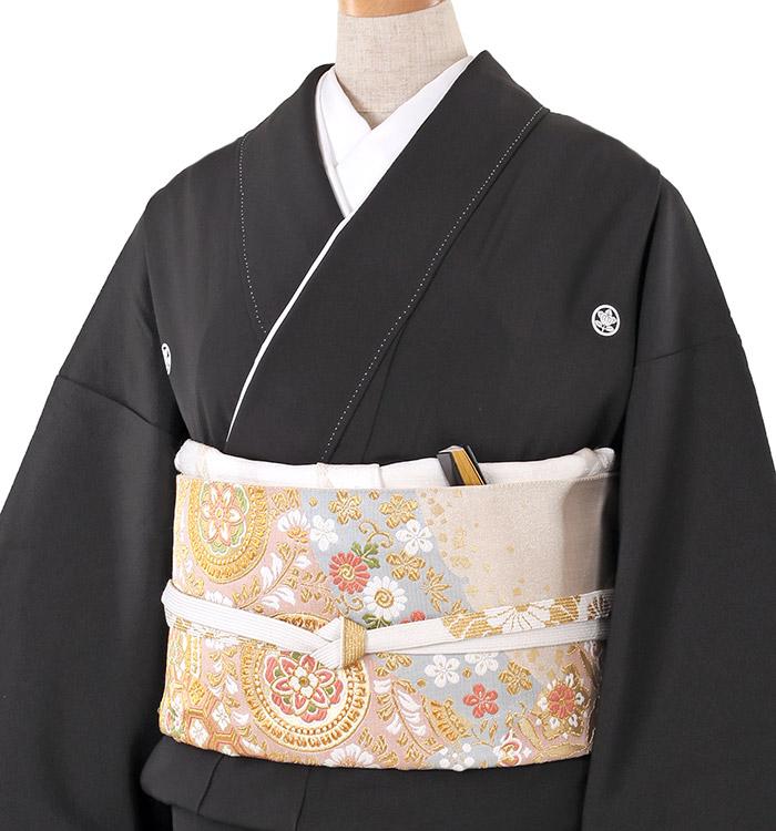 トールサイズ 黒留袖 No.CA-0238-LLサイズ_01