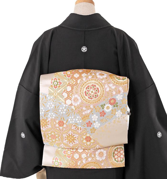 トールサイズ 黒留袖 No.CA-0238-LLサイズ_02