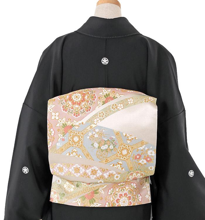 トールサイズ 黒留袖 No.CA-0241-LLサイズ_02