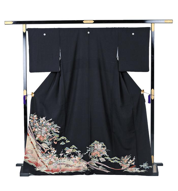 大きいサイズ 黒留袖 No.CA-0242-MOサイズ_03