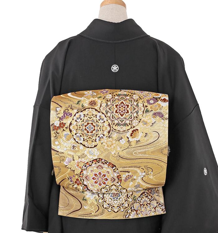 大きいサイズ 黒留袖 No.CA-0242-MOサイズ_02