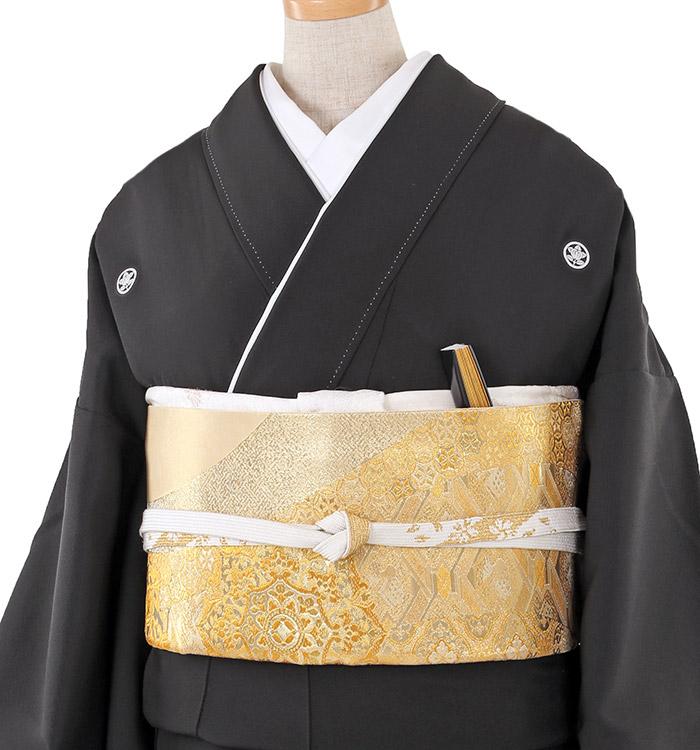 大きいサイズ 黒留袖 No.CA-0245-MOサイズ_01