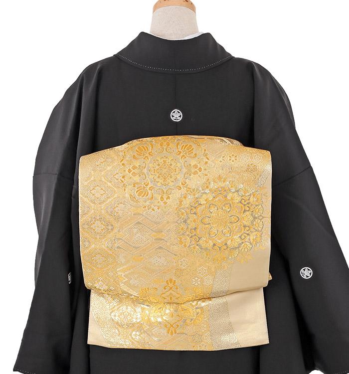 大きいサイズ 黒留袖 No.CA-0245-MOサイズ_02