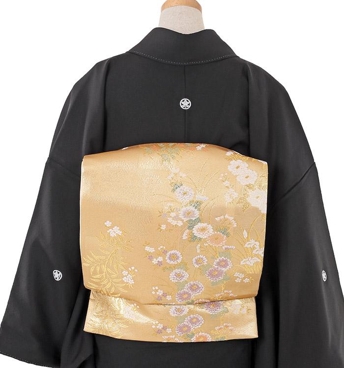 大きいサイズ 黒留袖 No.CA-0246-LOサイズ_02