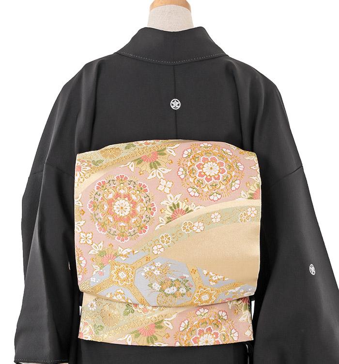 大きいサイズ 黒留袖 No.CA-0247-MOサイズ_02