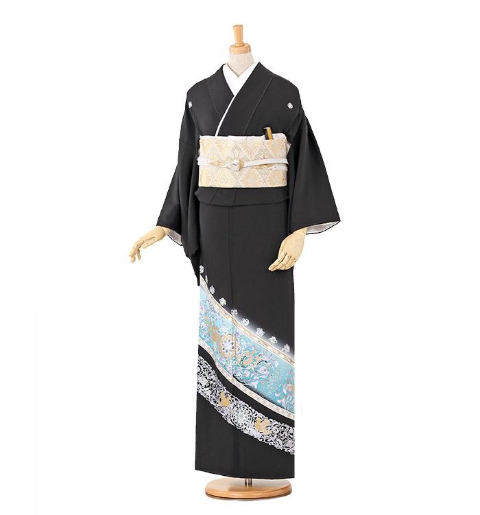 黒留袖 No.CA-0248-Mサイズ