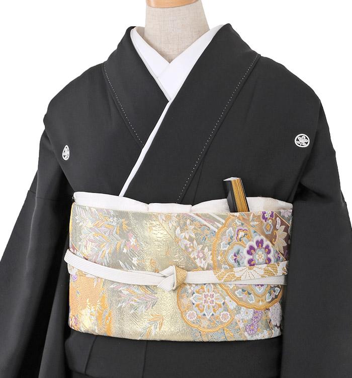 大きいサイズ 黒留袖 No.CA-0249-MOサイズ_01