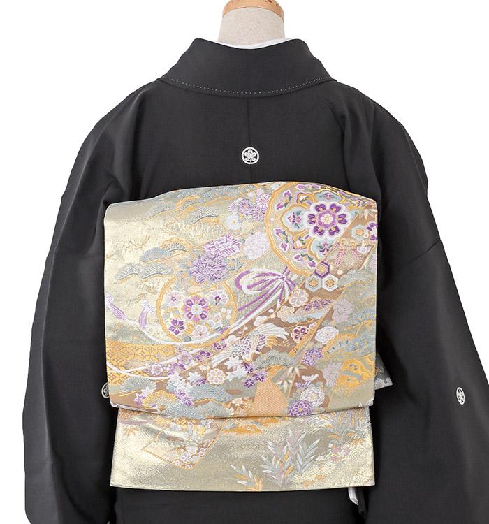 大きいサイズ 黒留袖 No.CA-0249-MOサイズ_02